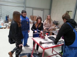 Girls Day im Fürther Handwerk